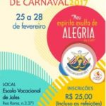 Rebanhão de Carnaval 2017 celebra Ano Nacional Mariano