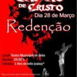 Musical da Paixão de Cristo promete emocionar o público na próxima quarta-feira