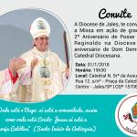 Diocese de Jales celebra 2 anos de posse de Dom Reginaldo e aniversário natalício de Dom Demétrio