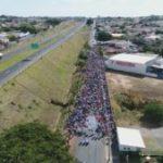 Aproximadamente 15 mil fiéis participaram da 34ª Romaria Diocesana de Jales