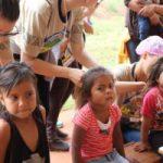 Universitários realizam atendimentos humanitários nas aldeias indígenas de Dourados-MS