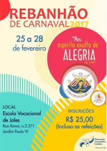 Rebanhão de Carnaval 2017