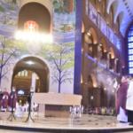 Santuário de Aparecida inaugura obra com forte apelo ambiental