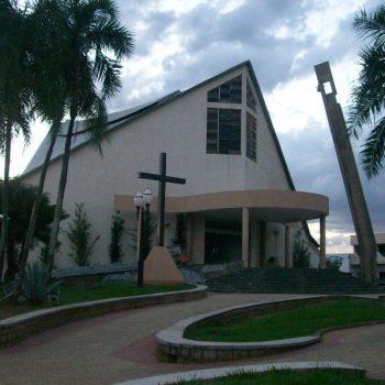 Paróquia Nossa Senhora Aparecida - Auriflama