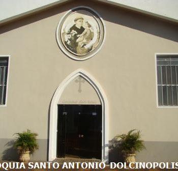Quase Paroquia Santo Antonio - Dolcinópolis