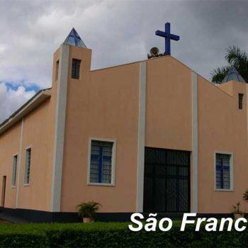 Quase Paróquia São Francisco de Assis - São Francisco