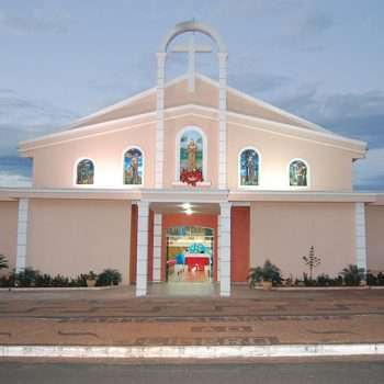 Paróquia São Francisco de Assis - Santa Albertina