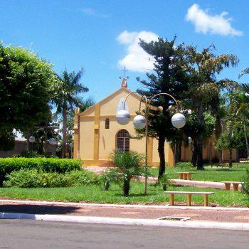 Paróquia Nossa Senhora Aparecida - Santa Clara d'oeste