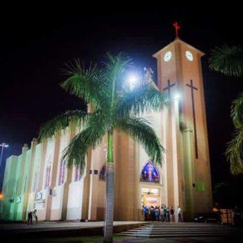 Paróquia São João Batista - Santa Fé do Sul