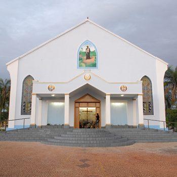 Paróquia São Benedito - Urânia