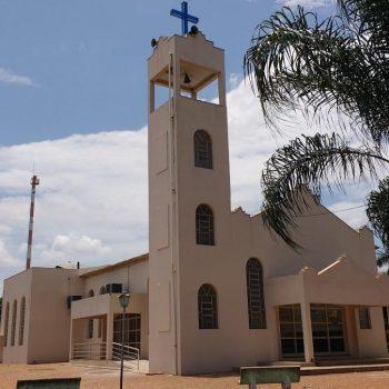 Quase Paróquia Nossa Senhora Aparecida e São José - Vitória Brasil