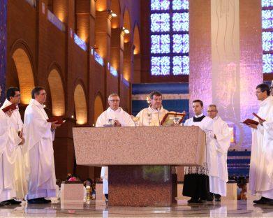 Diocese de Jales Participa da Romaria Nacional do Laicato em Aparecida