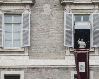 Papa: paz, liberdade e plenitude de vida a quem acolhe o reino de Deus