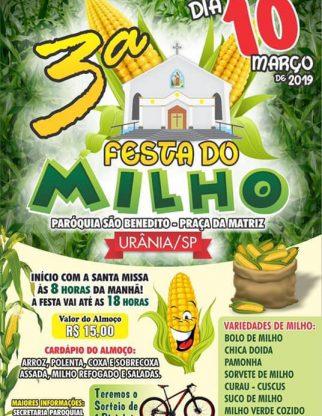 Festa do Milho - Urânia