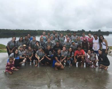 Universitários e Profissionais participaram da 1º Missão UNIVIDA Amazônia