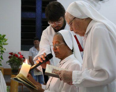 Irmã Roza Celebra Jubileu de Prata