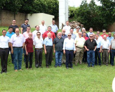 Clero da Diocese de Jales se reúne pela primeira vez em 2019 para Reunião Geral