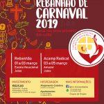 RCC promove Rebanhão de Carnaval 2019