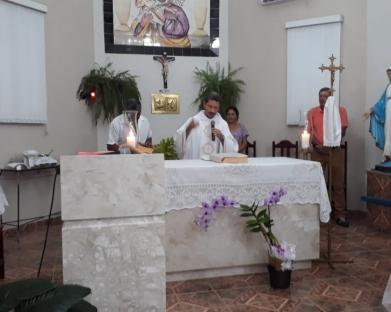 Quase Paróquia São José de Nova Castilho celebrou o padroeiro