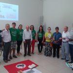 Comissão Pastoral da Terra e Assentados se reuniram para formação sobre a CF 2019