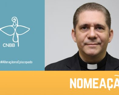 Nomeação de bispo para a diocese de Barra do Piraí – Volta Redonda (RJ)