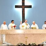 Padre Valdair celebrou 10 anos de vida presbiteral