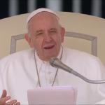 """""""A caridade se faz com doçura, não com acidez"""", afirma o Papa ao recordar viagem apostólica"""