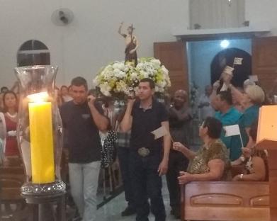 Festa do Padroeiro foi celebrada em São João de Iracema