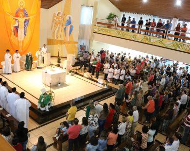 Santuário Diocesano da Santíssima Trindade promove semana de Espiritualidade da Trindade