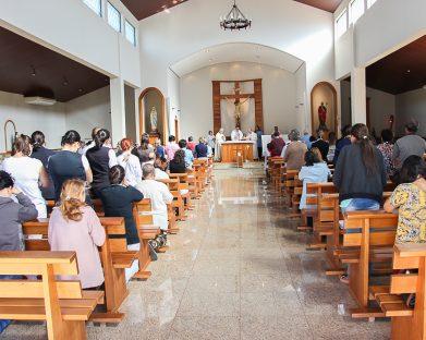 Hospital de Amor Jales e AVCC comemoram aniversário com Missa de ação de graças