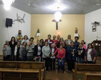 Ação Missionária na Comunidade de Vicentinópolis