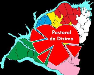 Inscrição Encontro Diocesano da Pastoral do Dízimo