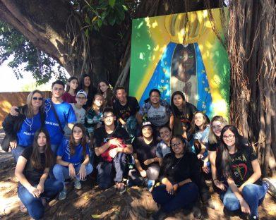 Jovens de Jales participaram do Beraká