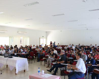 Reunião de Conselho Diocesano de Pastoral Reuniu mais de 120 representantes pastorais
