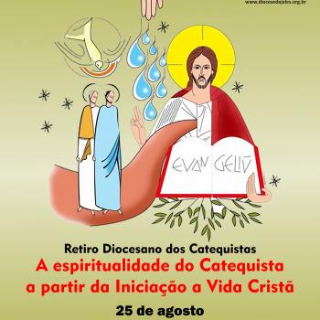 Retiro Diocesano dos Catequistas