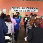 Pastoral da Sobriedade Promoveu Encontro de Espititualidade