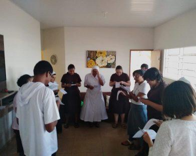 Religiosas e Religiosos da Diocese de Jales se reúnem para aprofundamento de Carta Apostólica