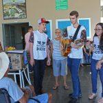 Jovens arrecadam mais de meia tonelada de mantimentos em prol ao Lar dos Velhinhos de Jales