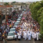 Milhares de fiéis celebram na 35ª Romaria a abertura do Ano Jubilar de 60 anos da Diocese de Jales