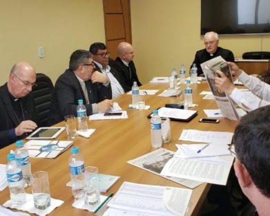 Comissão Episcopal Representativa se reúne e anuncia nomes dos Presidentes das Comissões Episcopais de Pastoral