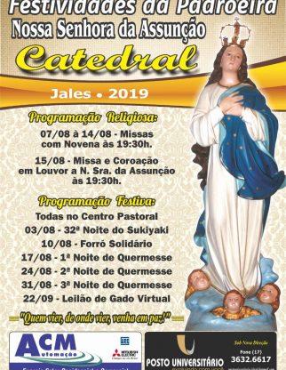 Festividades da Padroeira - Catedral