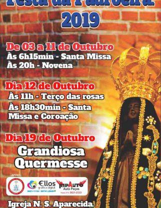 Festa da Padroeira Arapuã - Jales