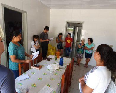 Manhã Missionária na Quase Paróquia São Francisco de Assis desperta Missionários para a missão