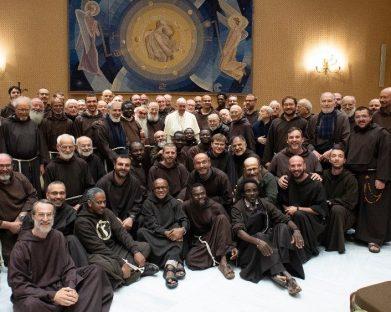 Testemunhar com mansidão e pobreza, pede Papa a capuchinhos das Marcas