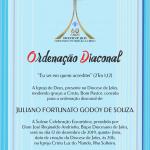 Ordenação Diaconal – Juliano