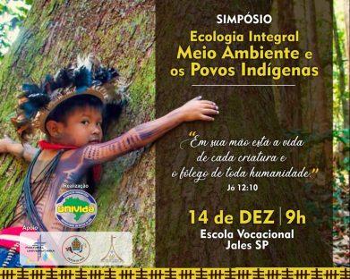 Simpósio Ecologia integral se realiza na Programação do Ano Jubilar da Diocese de Jales