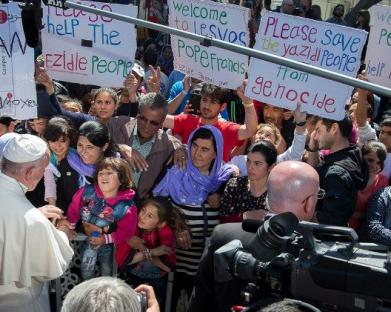 Bari 2020: Papa participa de encontro sobre migração com bispos do Mediterrâneo
