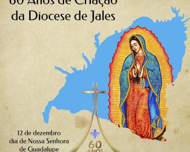 DIOCESE DE JALES FESTEJA 60 ANOS DE SUA CRIAÇÃO