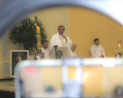 Transmissões ao vivo de missas e celebrações da Diocese de Jales