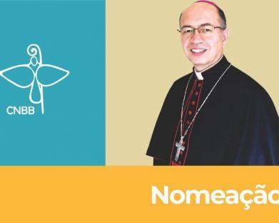Papa acolhe renúncia de dom Antônio Wagner e nomeia dom Amilton Manoel para a diocese de Guarapuava (PR)